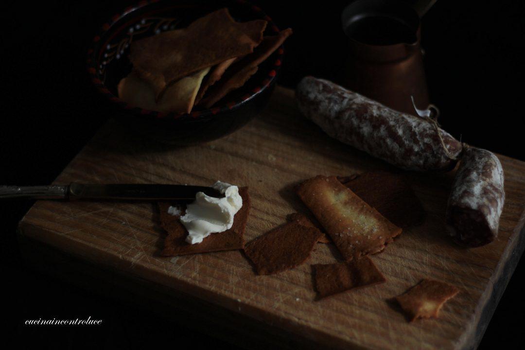 crackers rustici